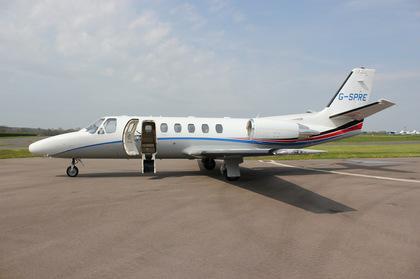 SpireJet  The Oxford Private Jet Company